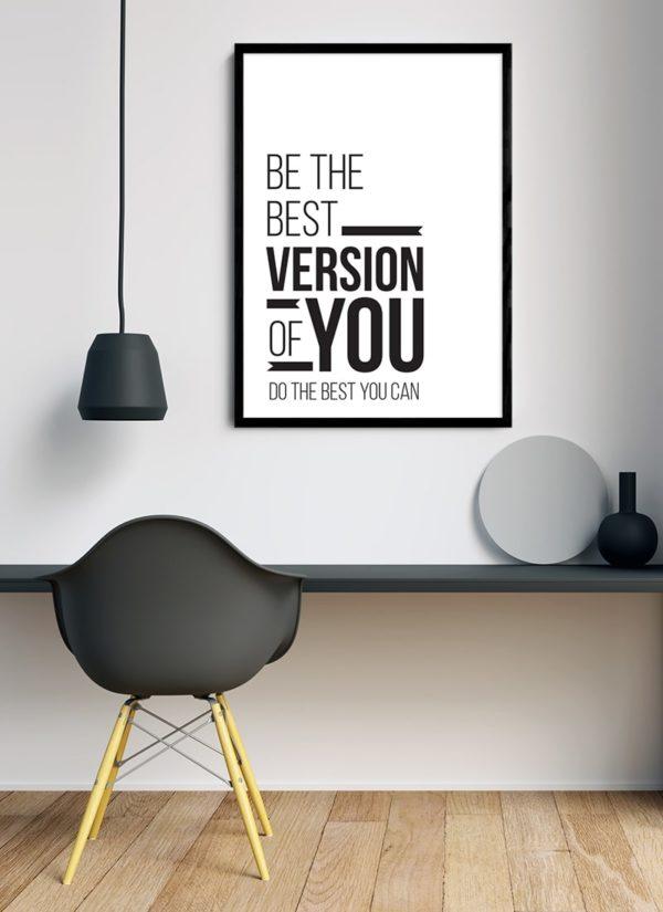 best-version-poster-design-Schreibtisch