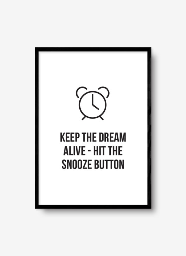 keep-dream-alive-poster