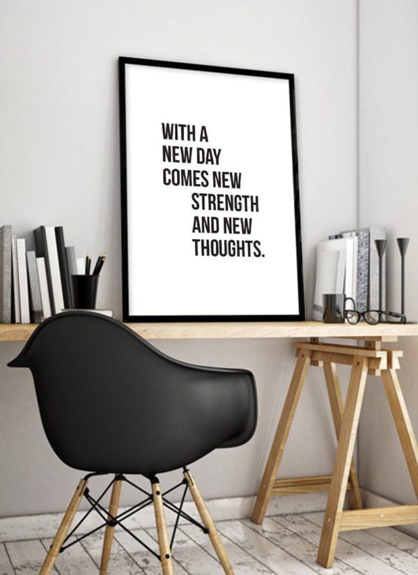 new-day-poster-design-Schreibtisch
