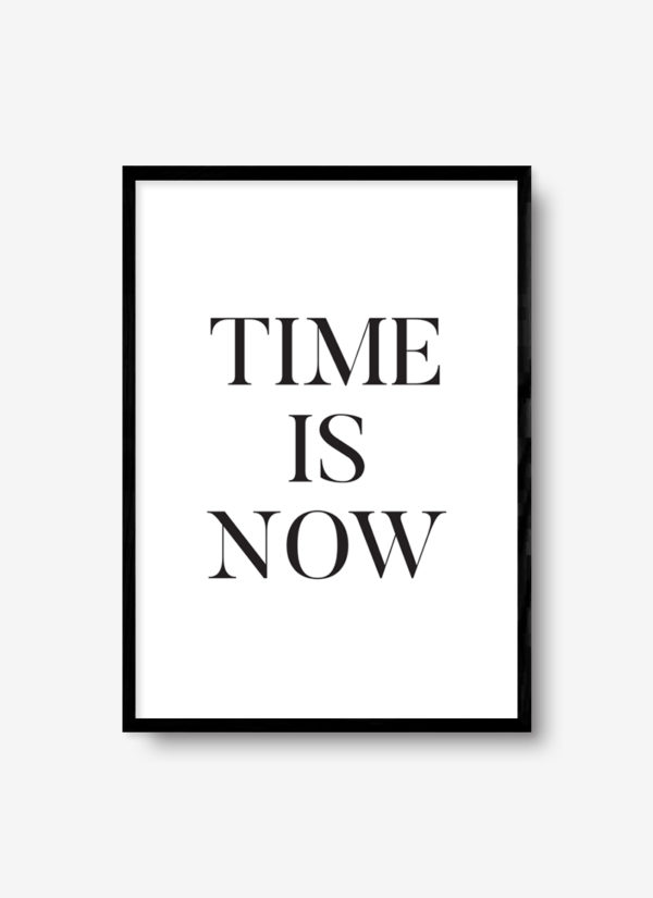 time-is-now-poster